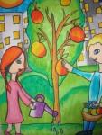 « Пусть наш город будет зеленым и цветущим, как сад!» Недвижаева Дарья, г.Ижевск